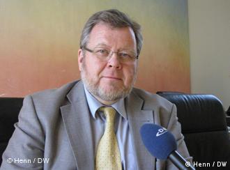 Iceland's Foreign Minister Össur Skarphedinsson