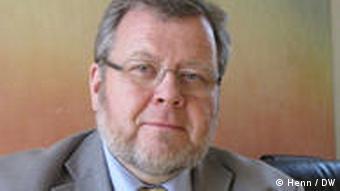 Icelandic Foreign Minister Oessur Skarphedinsson
