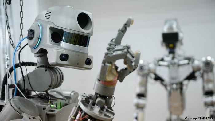 Autonome Waffen | Roboter Fedor