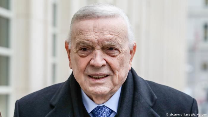 USA, New York: Portrait Jose Maria Marin (picture-alliance/W. Volcov)