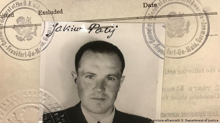 Охранник концлагеря умер в немецком доме престарелых, в 95 лет. Палий, Палия, концлагеря, гражданство, нацистского, евреев, отозвали, позже, выдан, тысяч, убийству, польского, сотрудником, Травники, причастен, ордер, шести, Украину, Германию, Депортация