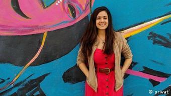 Denisse Rodríguez Olivari, politóloga peruana doctoranda de la Universidad Humboldt