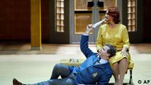 Probenfoto Bayreuther Festspielen Tristan und Isolde