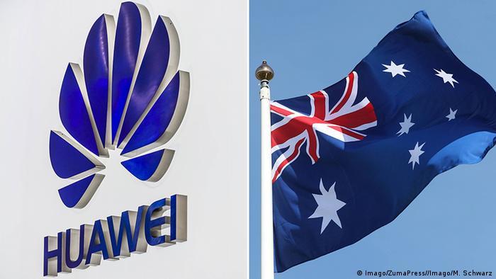 Huawei Australien (Imago/ZumaPress//Imago/M. Schwarz)