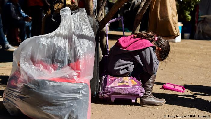 Ecuador Flüchtlinge aus Venezuela
