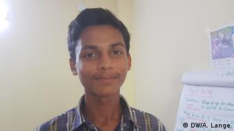 Rohingya Bangladesch (DW/A. Lange)