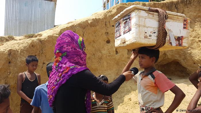 Rohingya Bangladesch