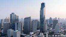 04_Buro Ole Scheeren - MahaNakhon_Iwan Baan. Büro Ole Scheeren und OMA Office for Metropolitan Architecture: MahaNakhon, Bangkok, Thailand Foto: Iwan Baan