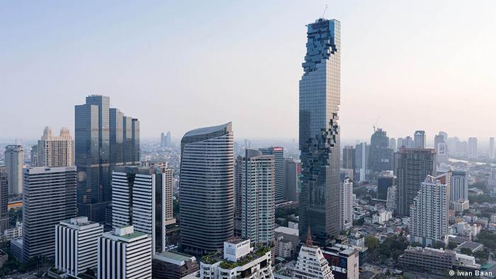 Nominados al Premio Internacional de Rascacielos 2018 (Iwan Baan)