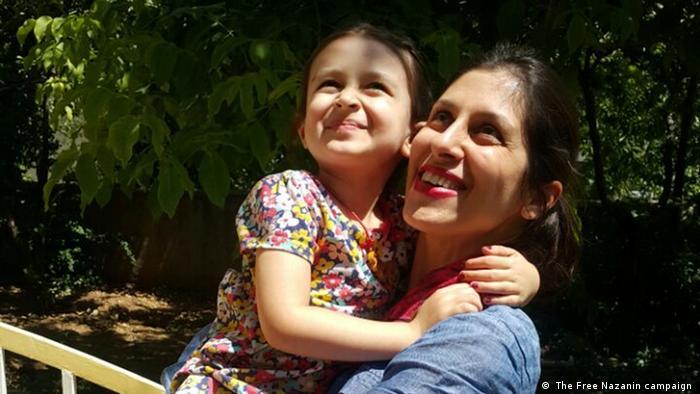 Nazanin Zaghari ( The Free Nazanin campaign )