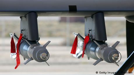Rakete pod krilom aviona