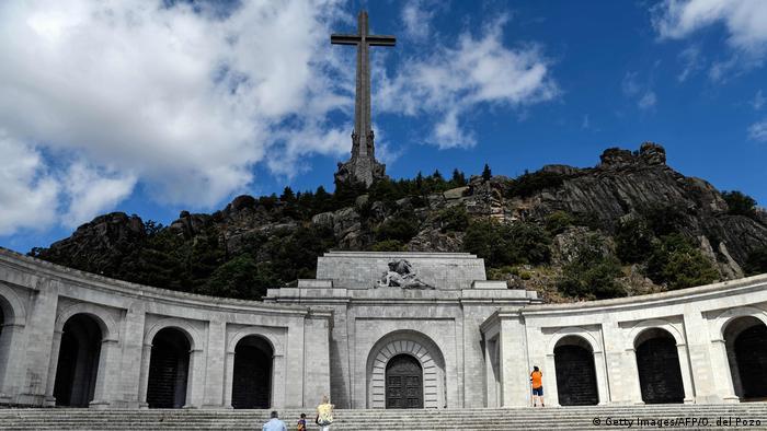 Valle de los Caídos (Getty Images/AFP/O. del Pozo)