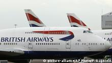 British Airways (picture-alliance/AP Photo/F. Augstein)