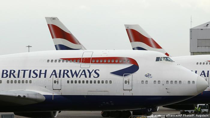 UK British Airways und Air France streichen Flüge nach Teheran (picture-alliance/AP Photo/F. Augstein)