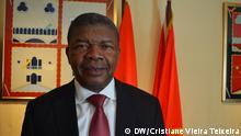 Berlin Joao Lourenco Präsident Angola