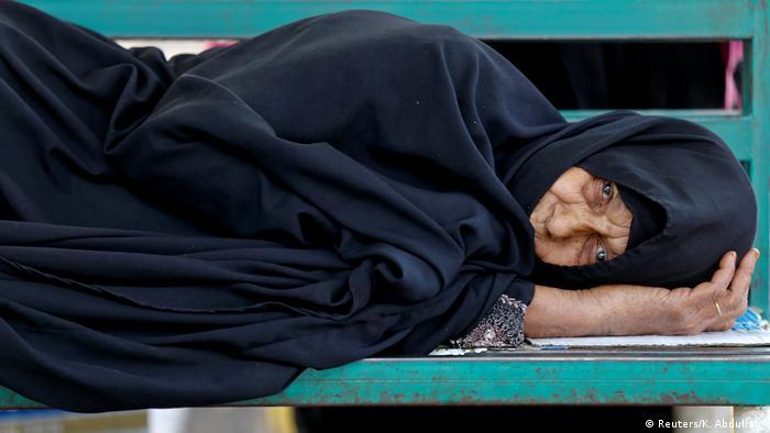 Krebspatienten im Jemen (Reuters/K. Abdullah )
