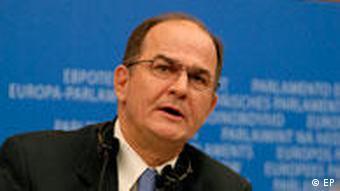 griechische Eu-Parlamentarier Georgios PAPASTAMKOS