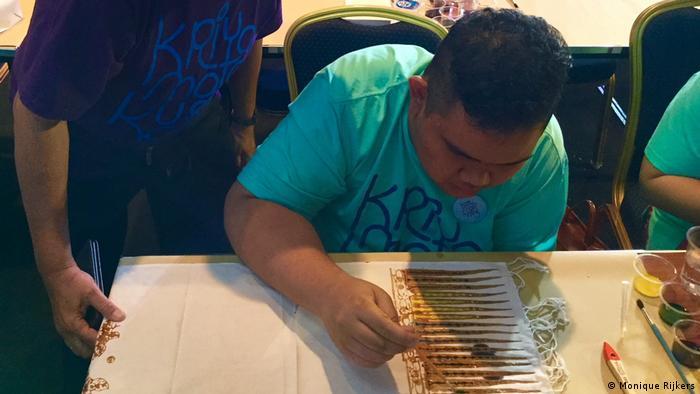Indonesien Jakarta Menschen mit Behinderung (Monique Rijkers)