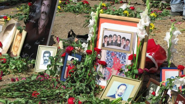Iran Kharavan Menschenrechte