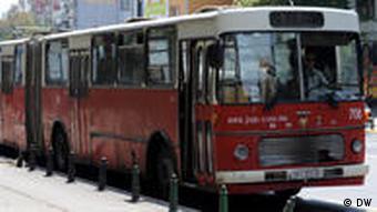 Öffentliche Verkehr in Skopje