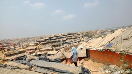 Bangladesch Flüchtlingslager Kutuopalong (Zahirul Islam Shimul)