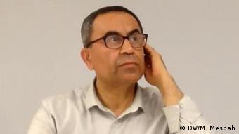 Reza Alijani Politiker und Politikwissenschaftler