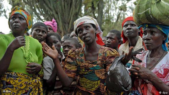 Les violences dues aux groupes armés ont fait des milliers de déplacés en RDC et de réfugiés dans les pays voisins.