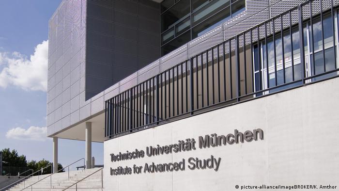 TU München - Technische Universität München (picture-alliance/imageBROKER/K. Amthor)