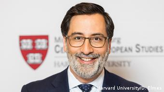 Portrait Prof. Dr. Dr. Alexander Görlach
