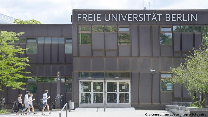 Freie Universität, FU Berlin (picture-alliance/Arco Images/Schoening)