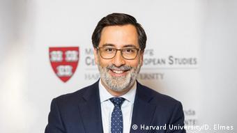 Professor Alexander Görlach (Harvard University/D. Elmes)