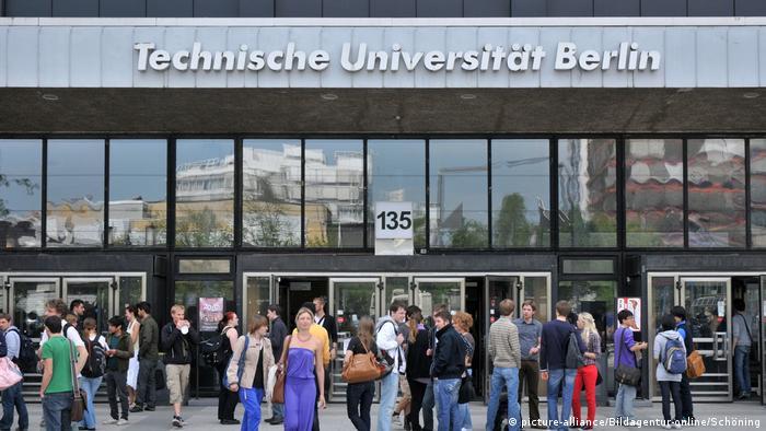 Technische Universität Berlin (picture-alliance/Bildagentur-online/Schöning)