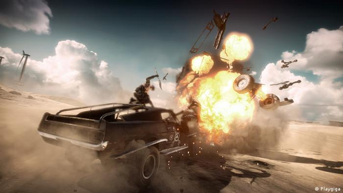 Gamescom - Screenshot: Mad Max (Playgiga)