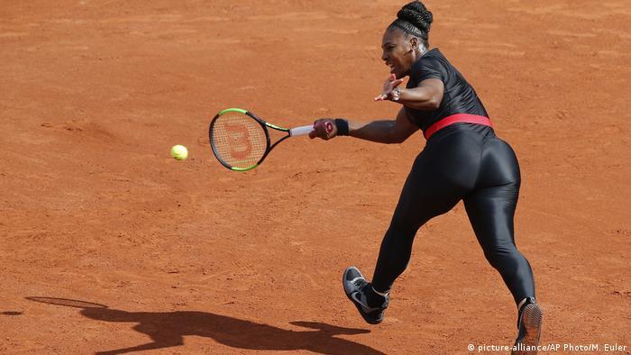 Frankreich - Tennis French Open Williams Catsuit - Serena Williams