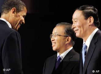 Obama, Wang Qishan (Foto: ap)