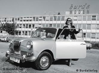 Aenne Burda: símbolo femenino del milagro económico alemán.