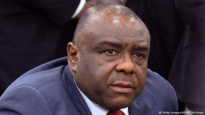 DR Kongo Jean-Pierre Bemba (Getty Images/AFP/P. Mulongo)