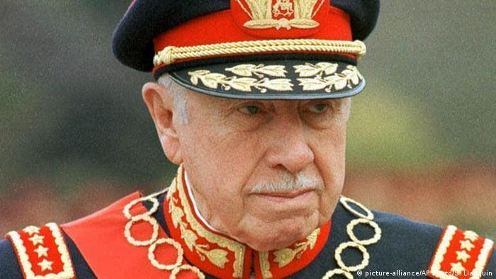 Augusto Pinochet (picture-alliance/AP Photo/S. Llanquin)