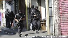 Brasilien Rio Polizei-Operation