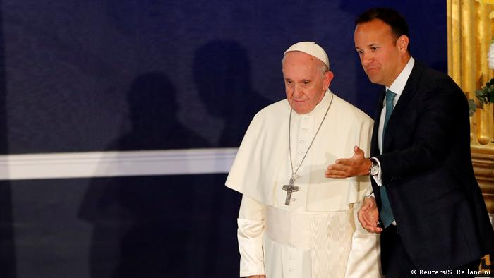 Irland | Besuch Papst Franziskus (Reuters/S. Rellandini)
