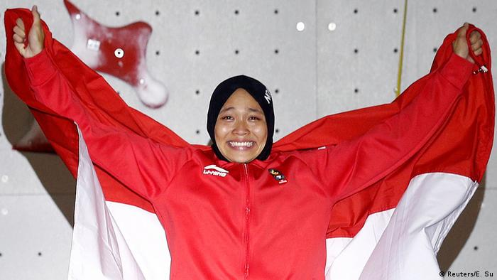 2018 Asian Games Aries Susanti Rahayu
