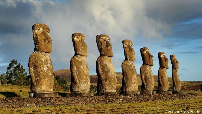 Geólogos, arqueólogos y ecólogos han estudiado el suelo para conocer las transformaciones que ha sufrido el paisaje en el tiempo.