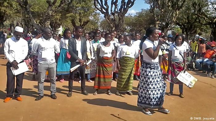 Mosambik | Kommunalwahlen (DW/B. Jequete)