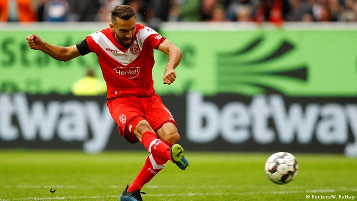 Fußball: Bundesliga | Fortuna Düsseldorf - FC Augsburg