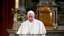 Irland Besuch Papst Franziskus (picture-alliance/Catholic Press Photo/P. Haring)