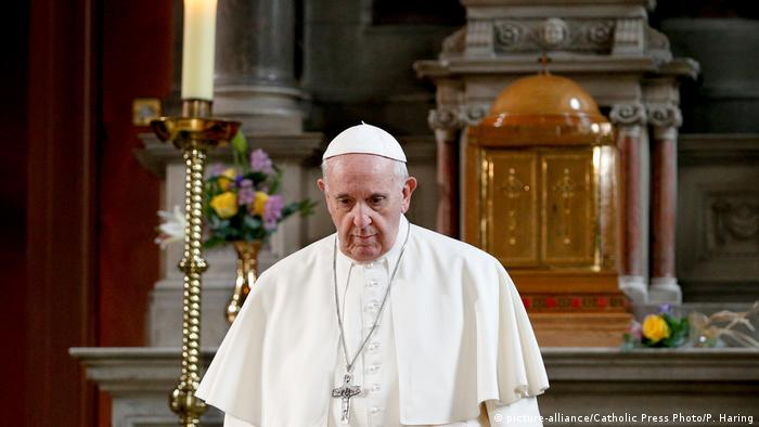 Pope Francis (picture-alliance/Catholic Press Photo/P. Haring)