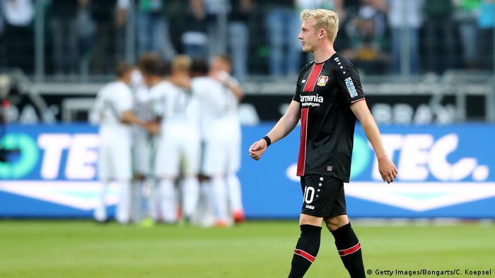 Fußball 1. Bundesliga | Borussia Mönchengladbach - Bayer 04 Leverkusen (2:0)