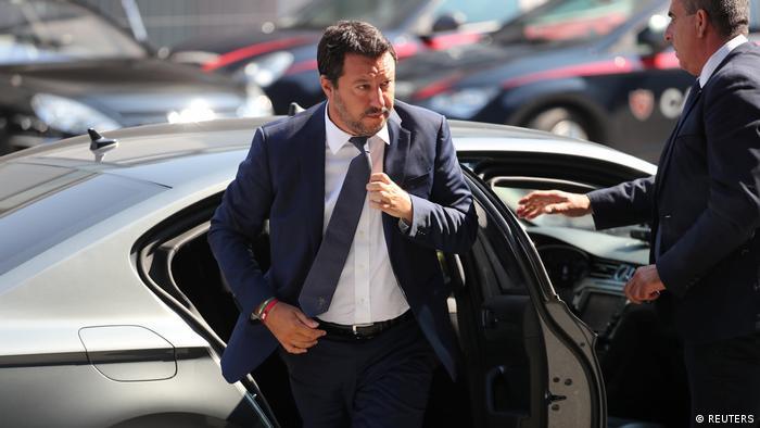Italien Matteo Salvini