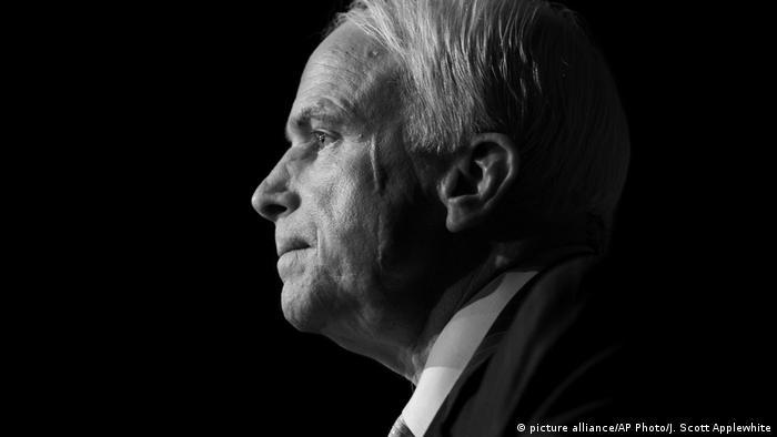 USA Senator John McCain gestorben