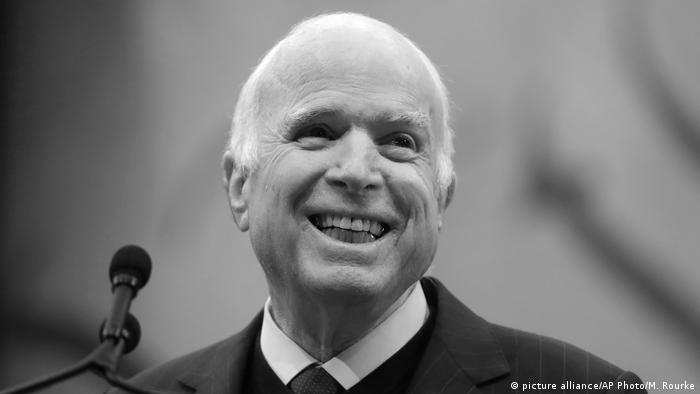 USA Senator John McCain gestorben (picture alliance/AP Photo/M. Rourke)